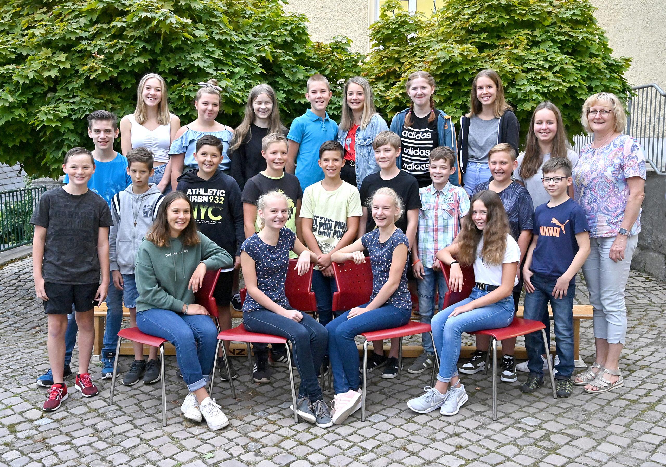 Schüler - Paul-Fleming-Oberschule Hartenstein